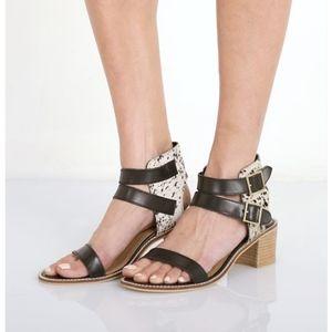 Matisse Orin Sandals Black sz 8